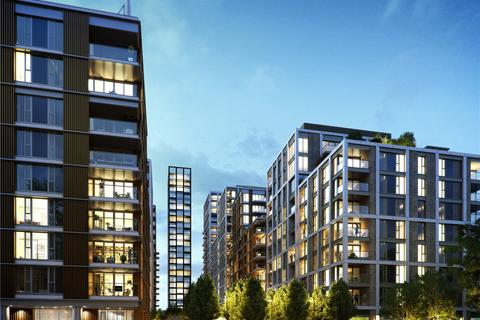 3 bedroom flat for sale - Chartwell House, Prince Of Wales Drive, Battersea, London, SW11