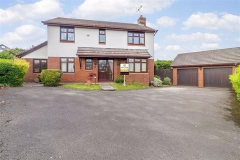 4 bedroom detached house for sale - Mounton Close, Chepstow