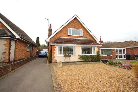 3 bedroom detached bungalow for sale - Fern Crescent, Groby