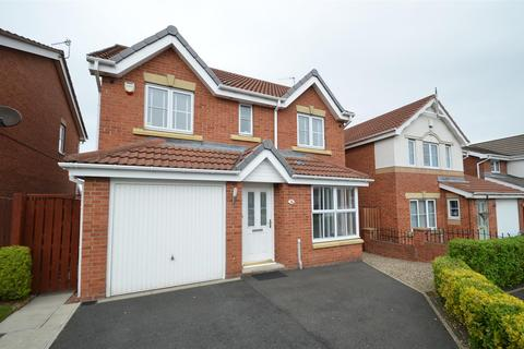 4 bedroom detached house for sale - Manor Gardens, Gateshead