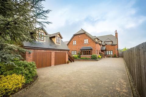 5 bedroom detached house for sale - The Croft, Allestree, Derby