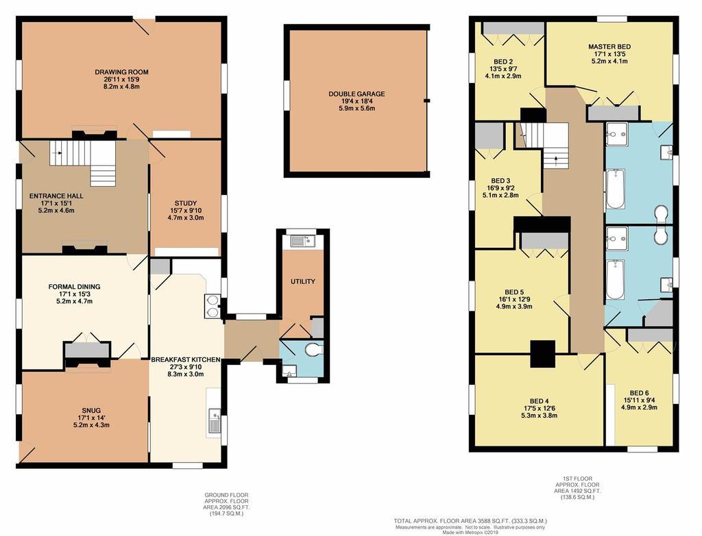 Floorplan 1 of 7: Platts Farm Floor Plan