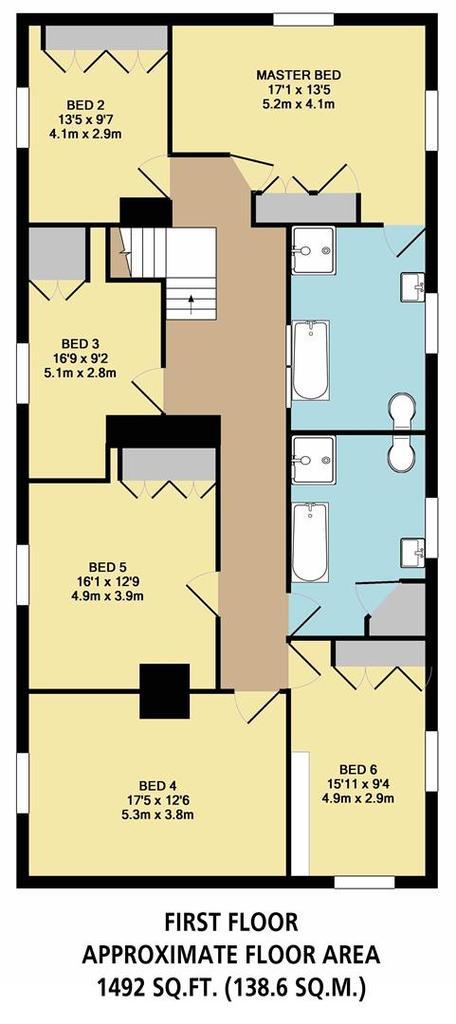 Floorplan 4 of 7: First Floor