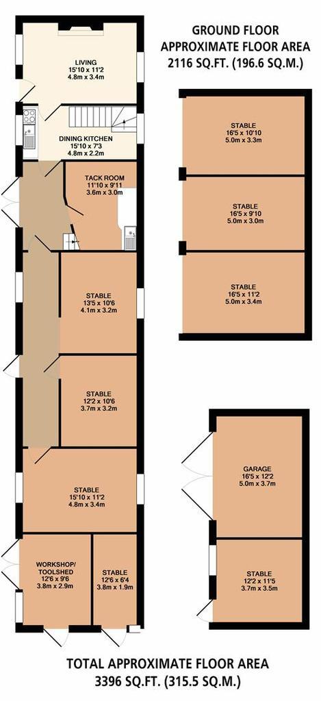 Floorplan 5 of 7: Outbuildings