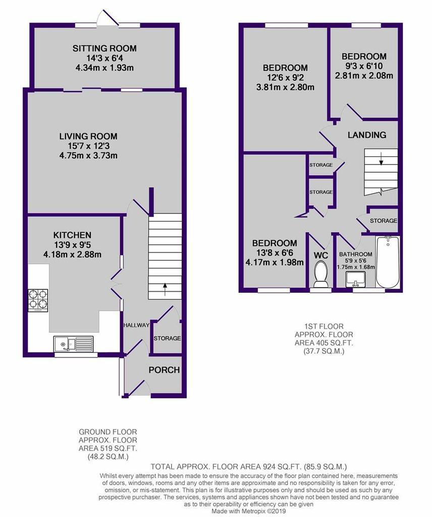 Floorplan: 35 Stanier Avenue M309 PL print.JPG