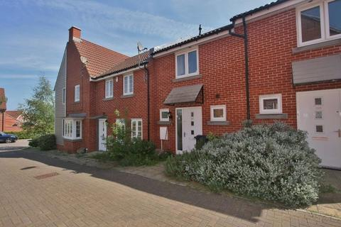 2 bedroom terraced house to rent - APPLETON DRIVE, MARNEL PARK