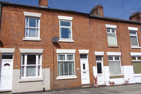 2 bedroom terraced house to rent - Vernon Road, Leicester, Leics