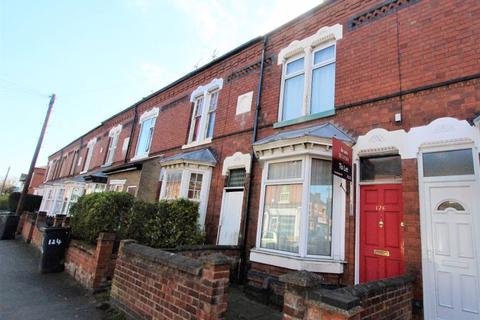 2 bedroom terraced house to rent - Clarendon Park Road, LE2
