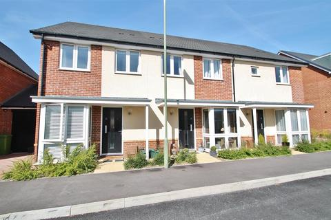 2 bedroom end of terrace house for sale - The Coach Road, Basingstoke