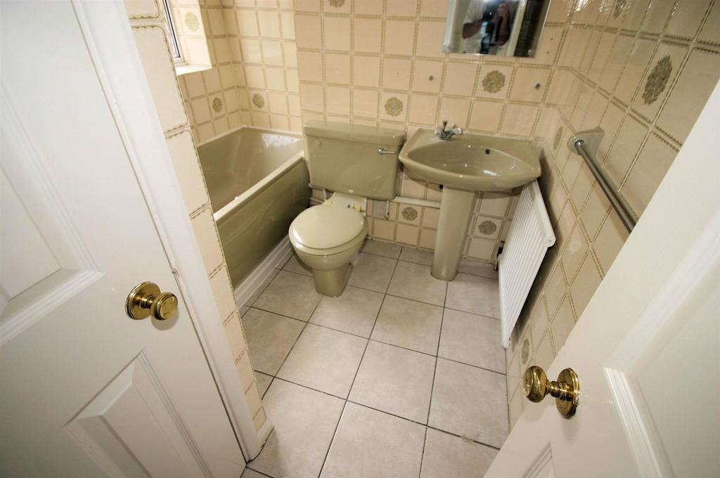 View of Family Bathroom