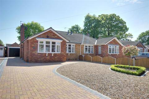 2 bedroom semi-detached bungalow for sale - The Spinney, Cottingham