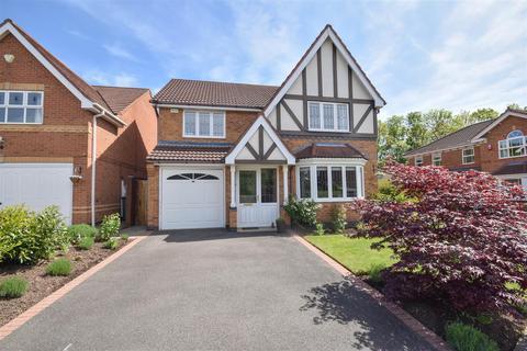 4 bedroom detached house for sale - Longlands Drive, West Bridgford, Nottingham