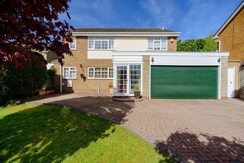 4 bedroom detached house for sale - Whiteslade Close, Knowle