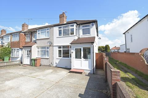 3 bedroom end of terrace house for sale - Old Farm Avenue, Sidcup, DA15