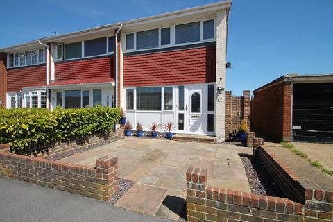 3 bedroom semi-detached house for sale - Brook Way, Lancing BN15 8DQ