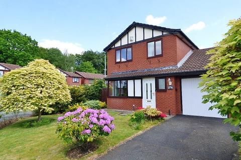 3 bedroom detached house for sale - Shackleton Close, Old Hall, Warrington