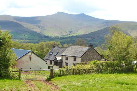 Farm for sale - Llanspyddid, Brecon, Powys