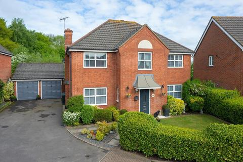 4 bedroom detached house for sale - Waltham Close, Willesborough Lees, Ashford, TN24