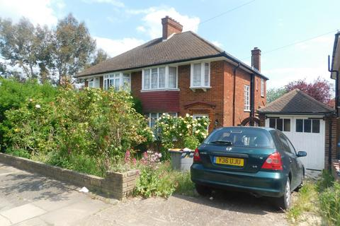 3 bedroom semi-detached house for sale - Alington Crescent, London, NW9