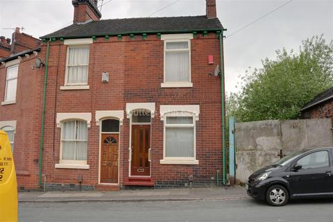 3 bedroom end of terrace house for sale - Greengates Street,Tunstall, Stoke on Trent, ST6 6B
