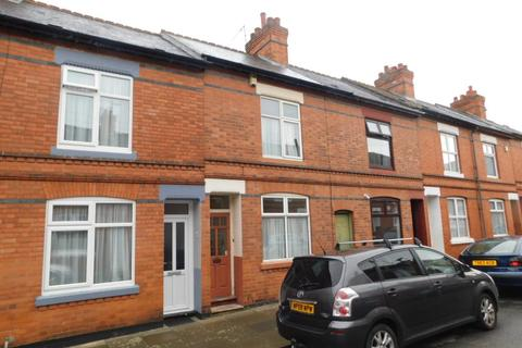 3 bedroom terraced house to rent - Chepstow Road, Leicester LE2 1PA