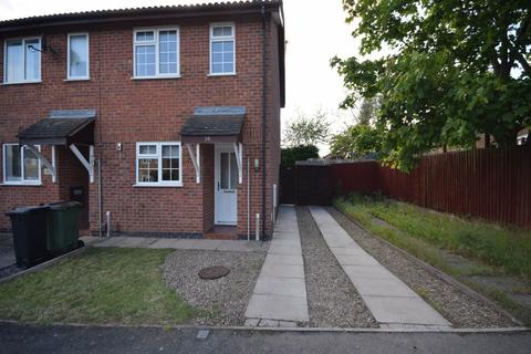 2 bedroom semi-detached house to rent - Turville Close, Wigston Harcourt,