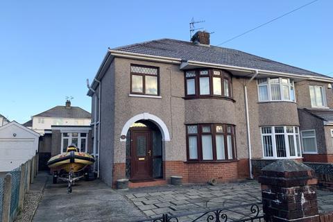 3 bedroom semi-detached house to rent - Moorlands Road Bridgend CF31 3DR