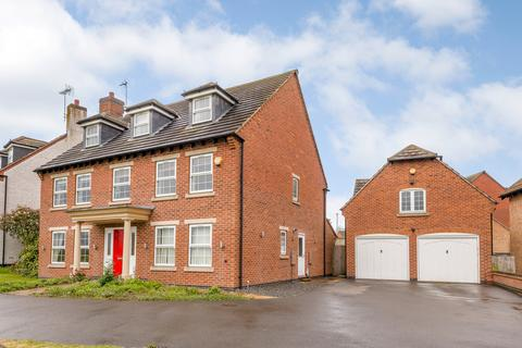 5 bedroom detached house for sale - Martinshaw Close, Bradgate Heights, Leicester, Leicestershire, le3
