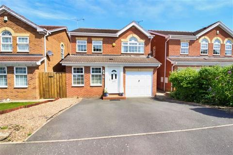 4 bedroom detached house for sale - John Hibbard Avenue, Sheffield, Sheffield, S13 9UT