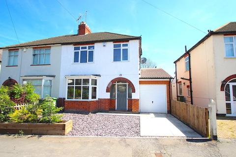 3 bedroom semi-detached house for sale - Park Drive, Leicester Forest East