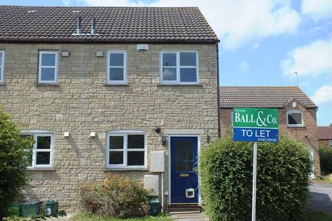 2 bedroom end of terrace house to rent - Lavender Road, Up Hatherley, Cheltenham