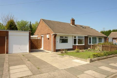 2 bedroom semi-detached bungalow for sale - Blanchland Avenue, Wideopen, Newcastle Upon Tyne