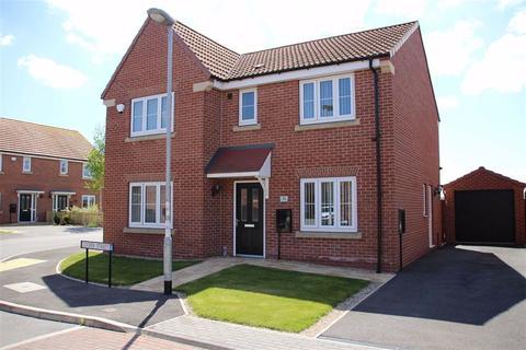 4 bedroom detached house for sale - Cooper Street, Market Weighton