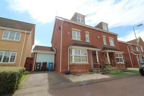 4 bedroom end of terrace house for sale - Dovestone Way, Kingswood, Hull