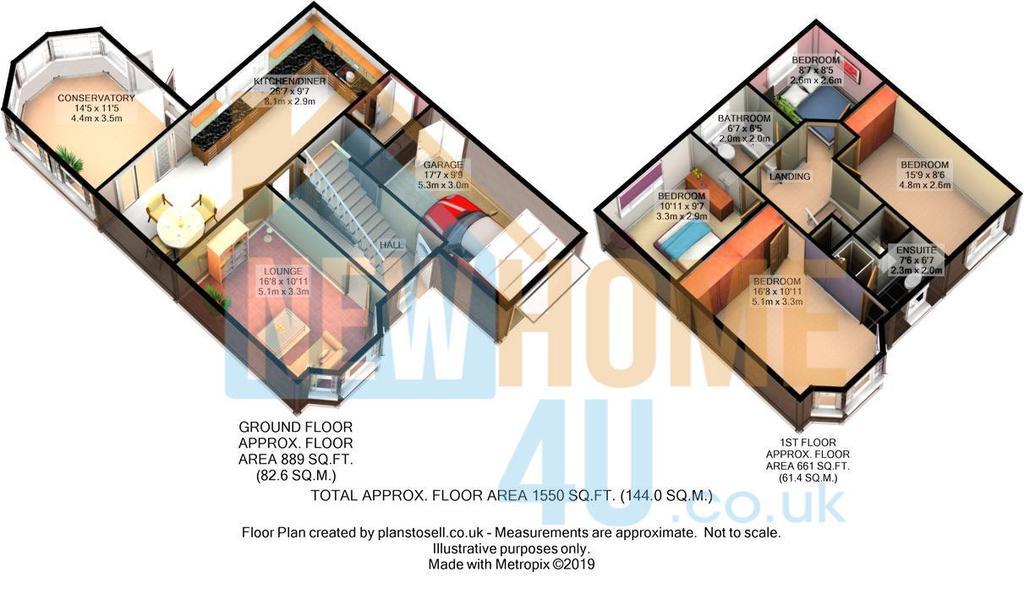 Floorplan 1 of 2: 14 Forest Walk FP 1.JPG