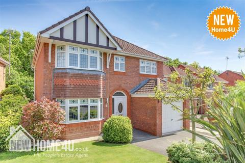 4 bedroom detached house for sale - Forest Walk, Buckley