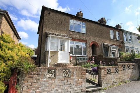 3 bedroom end of terrace house for sale - Down Terrace, Brighton