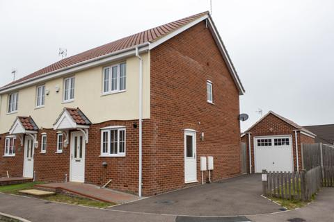 3 bedroom semi-detached house for sale - Rodber Way, Lowestoft