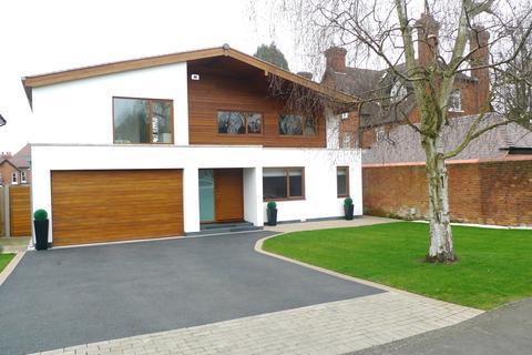 5 bedroom detached house to rent - Gladstone Road, Dorridge, Solihull, West Midlands, B93
