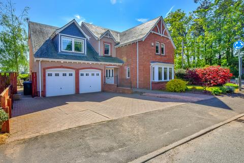 5 bedroom detached house for sale - Orchard Way, Inchture