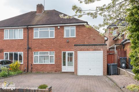 3 bedroom semi-detached house for sale - Sandy Croft, Billesley, Birmingham, B13 0EP