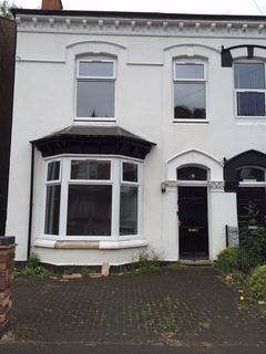 4 bedroom semi-detached house to rent - Summerfield Crescent , Edgbaston , Bbirmingham B16