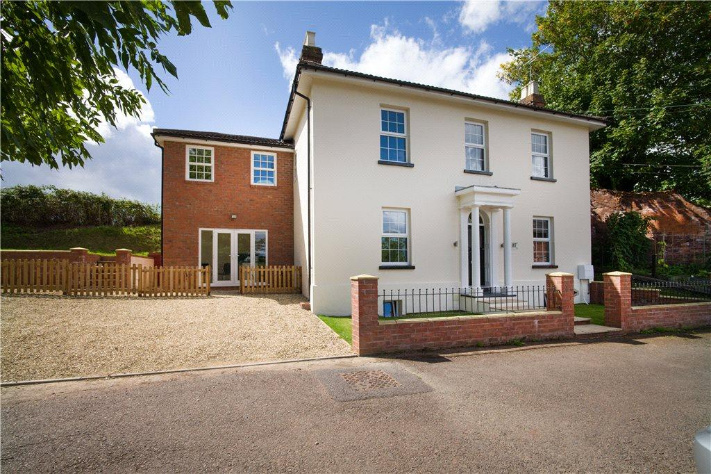 4 Bedrooms Detached House for sale in The Village, Powick, Worcester, WR2