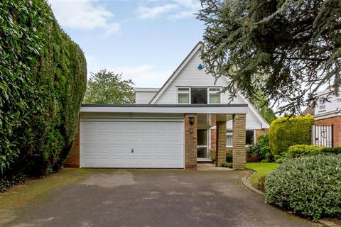 3 bedroom detached bungalow for sale - Hampton Road, Knowle, Solihull, B93 0NU