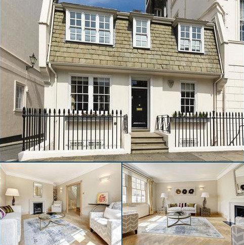 2 bedroom terraced house for sale - Eaton Terrace, Belgravia, London, SW1W