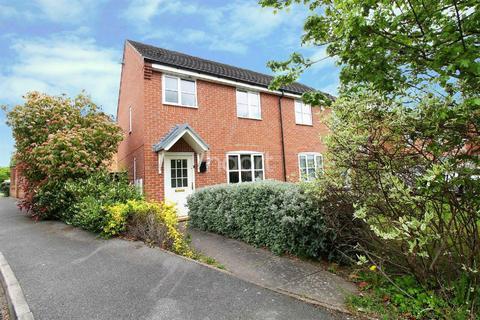 3 bedroom end of terrace house for sale - Ivy Leaf Way, Heatherton Village