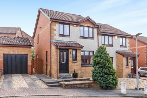 3 bedroom semi-detached villa for sale - 45 Dunnottar Crescent, East Kilbride, G74 4PL