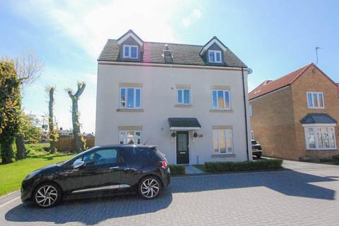 4 bedroom detached house for sale - Bellona Close, Hebburn