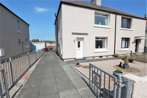 3 bedroom semi-detached house for sale - 32 Dunn Crescent, Coalburn