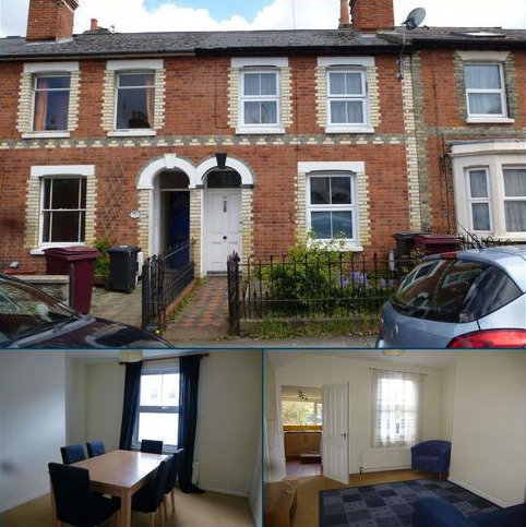 2 bedroom house to rent - Hatherley Road, Reading